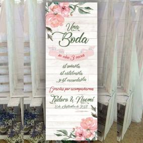 Banner Boda