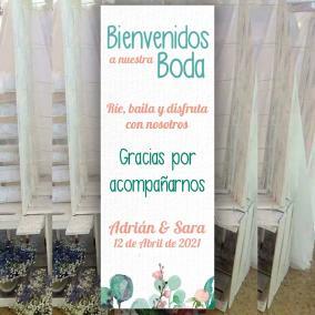 Banner de Boda Original