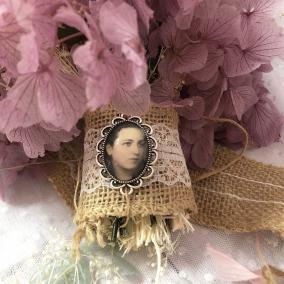 camafeo ramo de novia