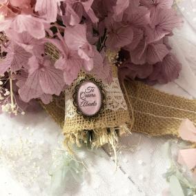 Camafeo barato para ramo de novia