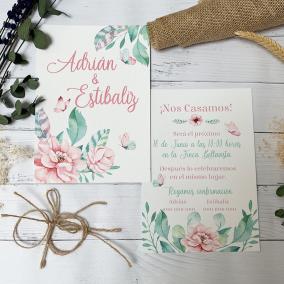 invitacion de boda 2021