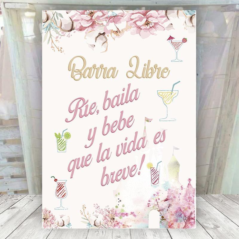 Barra Libre Boda Disney