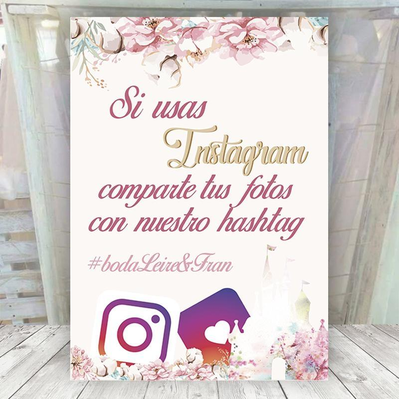 Cartel Instagram Disney