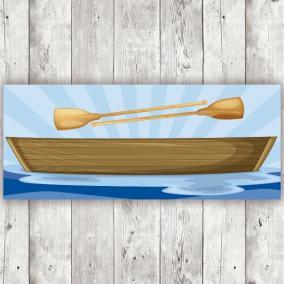 Barca Madera Barato para...