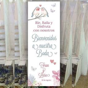 Banner Pareja Pájaros