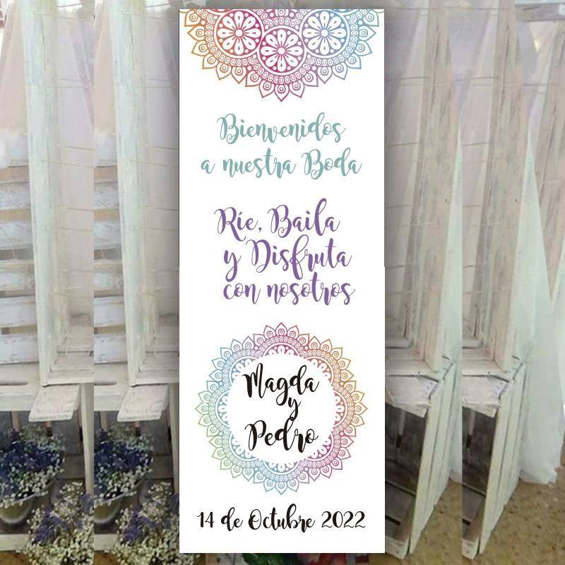 Banner Bienvenida Mandala