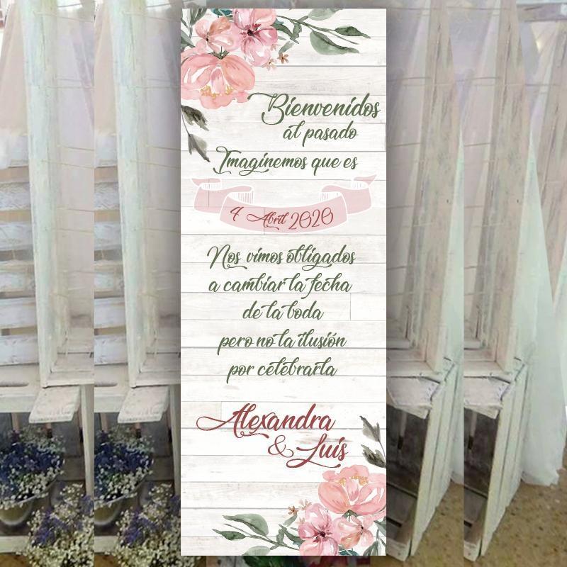 Banner Boda Aplazada