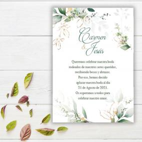Invitación Digital Boda...