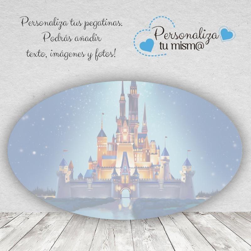 Adhesivo Boda Disney