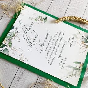 Invitación de boda 2021