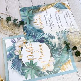 invitacion de boda barata 2021