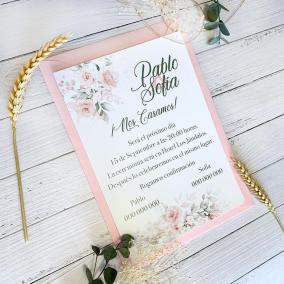 invitacion de boda barata
