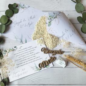 Pack papeleria boda 1e