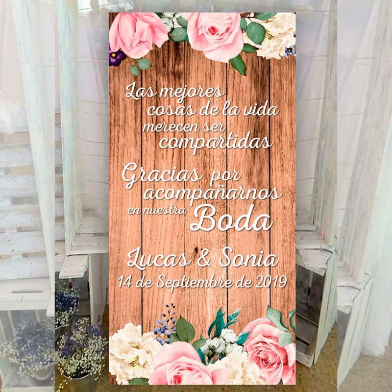Cartel Rosas