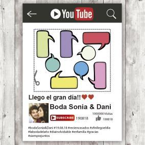 Marco photocall YouTube